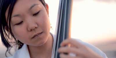 Linda Oh kommt live in die BMX Welt | © BMW Welt Jazz Award