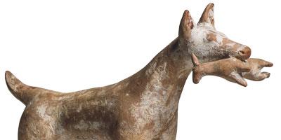 Tiere in der Antikensammlung